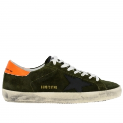 Golden Goose shoes, Code:  G35MS590 Q69 MILITARY