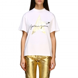 Golden Goose clothing, Code:  G35WP024 L1 WHITE