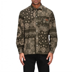 Golden Goose clothing, Code:  G36MP518 A5 MILITARY