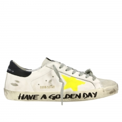 Golden Goose shoes, Code:  G36MS590 T75 WHITE