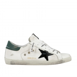 Golden Goose shoes, Code:  G36MS590 T87 WHITE