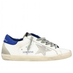 Golden Goose shoes, Code:  G36WS590 S76 WHITE
