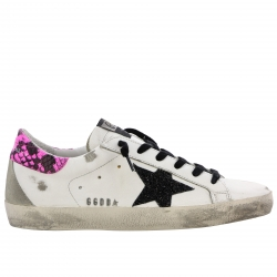 Golden Goose shoes, Code:  G36WS590 S91 WHITE