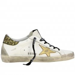 Golden Goose shoes, Code:  G36WS590 S92 WHITE