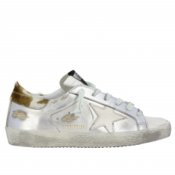 Golden Goose shoes, Code:  G36WS590 S97 SILVER