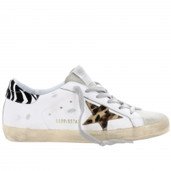 Golden Goose shoes, Code:  G36WS590 T94 WHITE