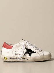 Golden Goose shoes, Code:  GJF00101 F000445 10201 WHITE