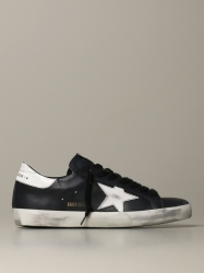 Golden Goose shoes, Code:  GMF00101 F000321 80203 BLACK