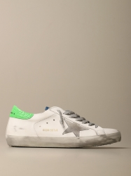 Golden Goose shoes, Code:  GMF00101 F000362 10286 WHITE