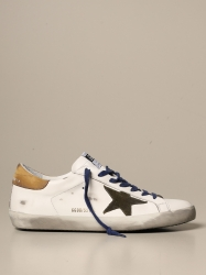 Golden Goose shoes, Code:  GMF00101 F000368 10289 WHITE