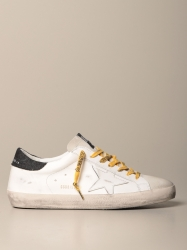 Golden Goose shoes, Code:  GMF00101 F000615 10220 WHITE