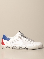 Golden Goose shoes, Code:  GMF00104 F000364 10287 WHITE