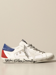 Golden Goose shoes, Code:  GMF00104 F00364 10287 WHITE