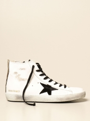 Golden Goose shoes, Code:  GMF00113 F000373 10290 WHITE