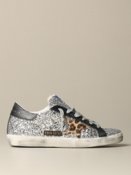 Golden Goose shoes, Code:  GWF00101 F000129 70124 SILVER