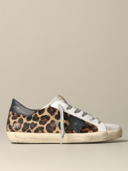 Golden Goose shoes, Code:  GWF00101 F000565 80189 BROWN