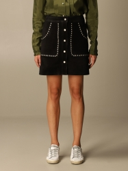 Golden Goose clothing, Code:  GWP00187 P000154 90100 BLACK