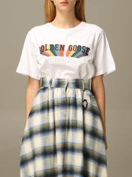 Golden Goose clothing, Code:  GWP00329 P000192 10330 WHITE