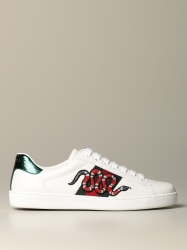 Gucci shoes, Code:  456230 02JP0 WHITE