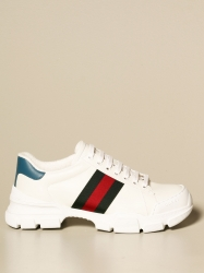 Gucci shoes, Code:  624701 0FI60 WHITE