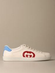 Gucci shoes, Code:  625783 1XG70 WHITE