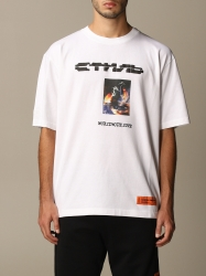 Heron Preston clothing, Code:  HMAA019F20JER007 WHITE