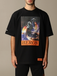 Heron Preston clothing, Code:  HMAA020F20JER002 BLACK