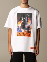 Heron Preston clothing, Code:  HMAA020F20JER002 WHITE