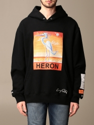Heron Preston clothing, Code:  HMBB010F20JER009 BLACK