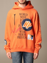 Heron Preston clothing, Code:  HMBB011F20JER001 ORANGE
