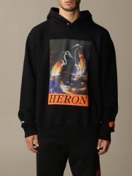 Heron Preston clothing, Code:  HMBB011F20JER002 BLACK