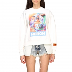 Heron Preston clothing, Code:  HWBA003R20896013 WHITE
