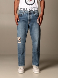 Hilfiger Collection clothing, Code:  RE0RE00676 DENIM