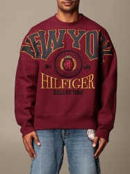 Hilfiger Collection clothing, Code:  RE0RE00709 BURGUNDY