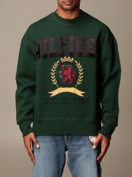 Hilfiger Collection clothing, Code:  RE0RE00712 FOREST GREEN