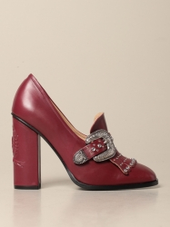 Hilfiger Collection shoes, Code:  RW0RW02091 BURGUNDY