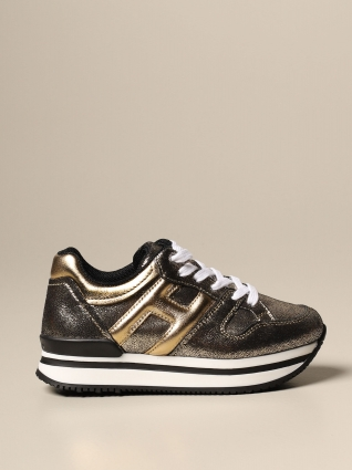 Hogan shoes, Code:  HXC2220T548 OE9 GOLD