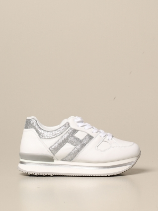 Hogan shoes, Code:  HXC2220T548 OF8 WHITE