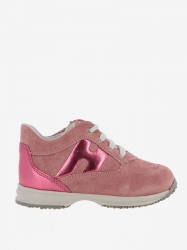 Hogan Baby shoes, Code:  HXT0920O240 HDU PINK