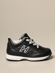 Hogan Baby shoes, Code:  HXT0920V310 FH5 BLACK