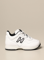 Hogan Baby shoes, Code:  HXT0920V310 FH5 WHITE