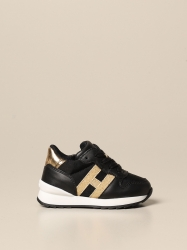 Hogan Baby shoes, Code:  HXT4840CY50 OFC BLACK