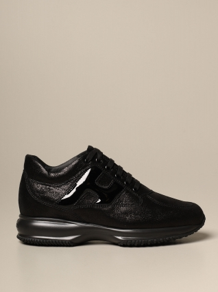 Hogan shoes, Code:  HXW00N0S360 N58 BLACK