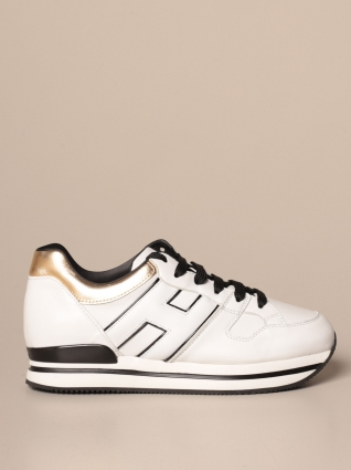 Hogan shoes, Code:  HXW2220CD90 LVC WHITE