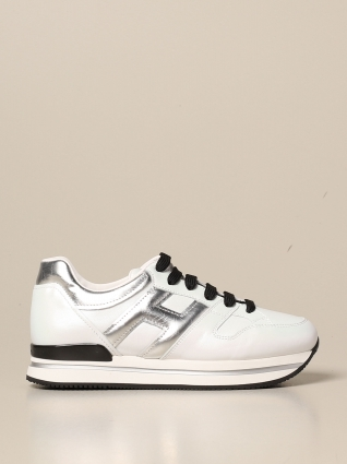 Hogan shoes, Code:  HXW2220T548 O6T WHITE