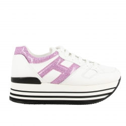 Hogan shoes, Code:  HXW2830T548 N1Q WHITE 1