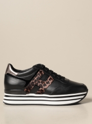 Hogan shoes, Code:  HXW4830CB80 O37 BLACK