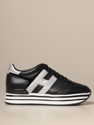 Hogan shoes, Code:  HXW4830CB80 OC6 BLACK