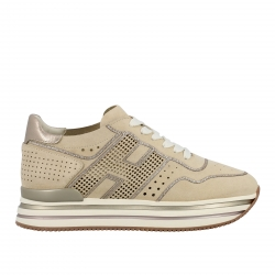 Hogan shoes, Code:  HXW4830CQ10 IOP BEIGE