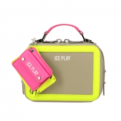 Ice Play handbags, Code:  7200 6927 BEIGE